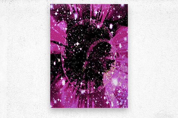 The Power of Colors Series 1  Metal print