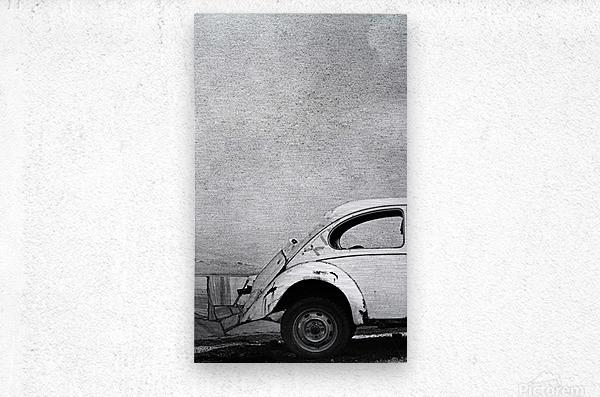 VW  Metal print