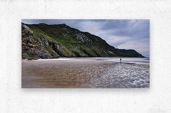Maghera Beach - Ireland  Metal print
