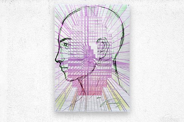2750DDB8 AD8E 4A0A B727 A1413FEC337D  Metal print