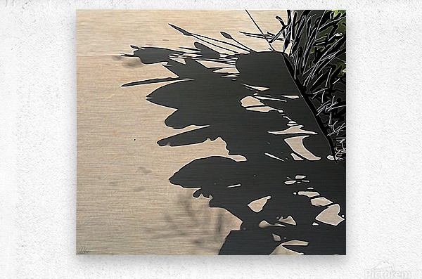 Kage Hikari  Metal print