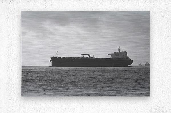 Tanker  Metal print