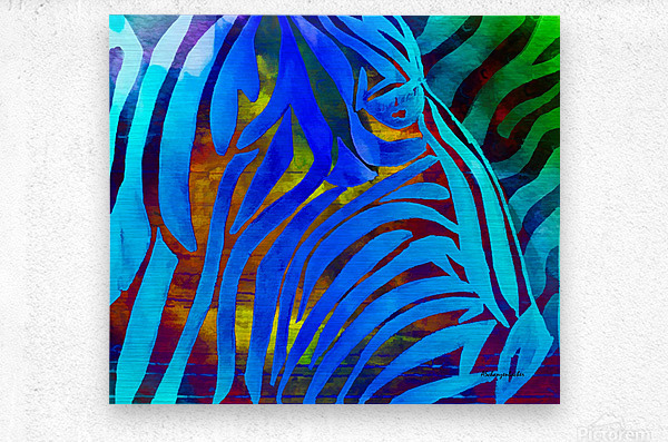 Jungle Fever  Metal print