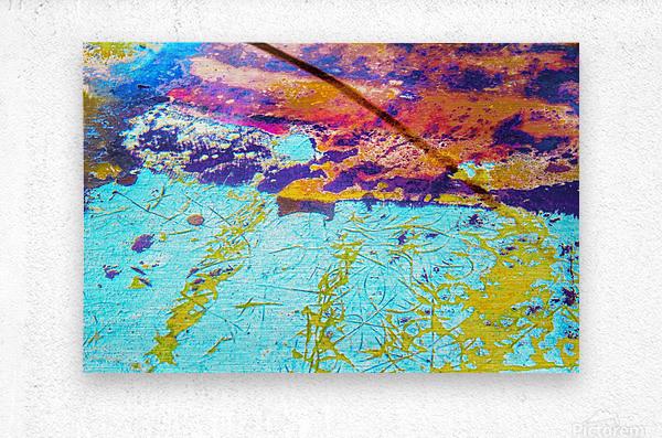 Boat LXXIX  Metal print