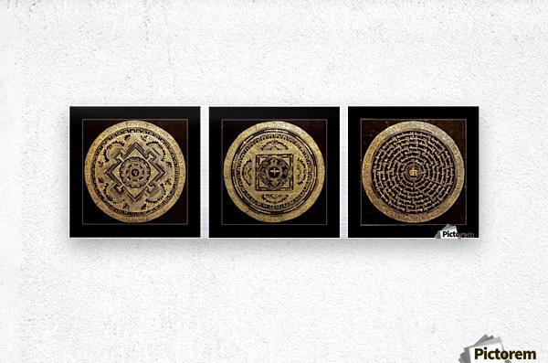Thangka Collector's Edition  Metal print