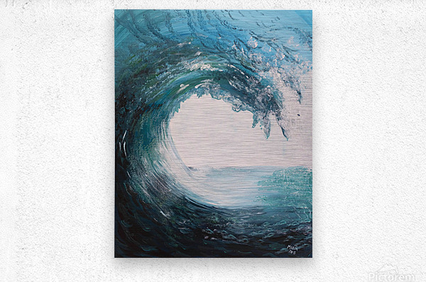 Collection WAVES-Swell  Impression metal