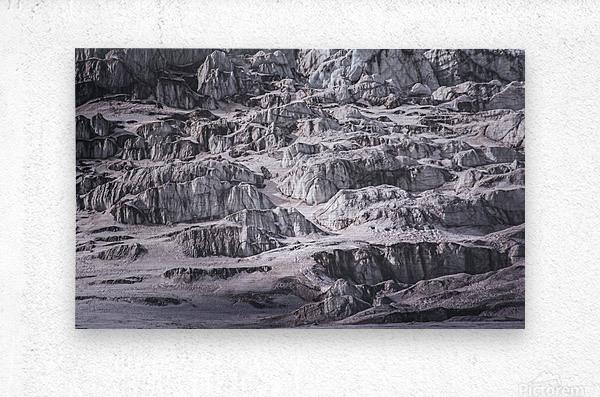 Cold  Metal print