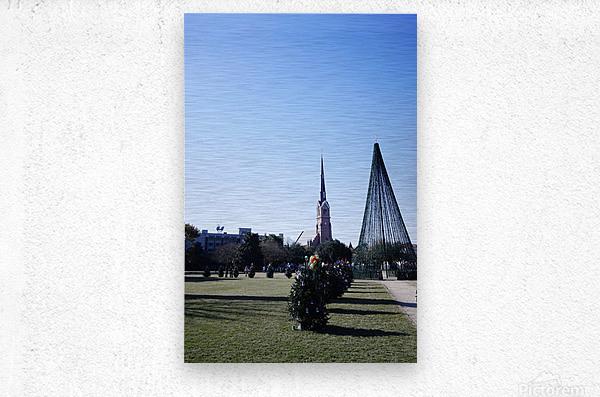 Snapshot in Time Charleston 5 of 5  Metal print