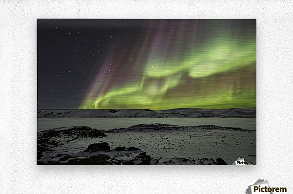 Celestial by Bragi Ingibergsson -  Metal print