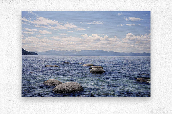 Out West 8 of 8  Metal print