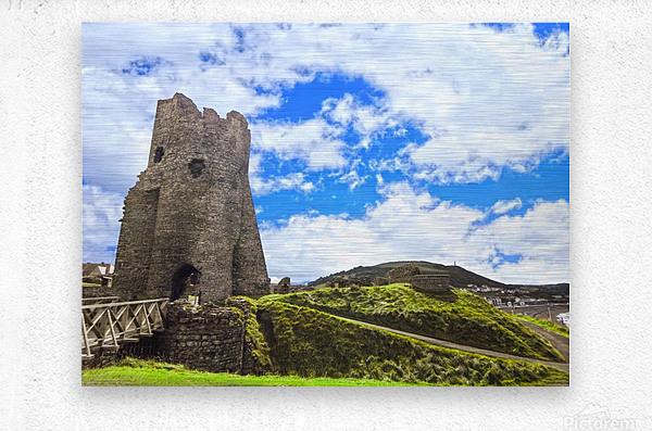 Wondrous Aberystwyth 3 of 5  Metal print