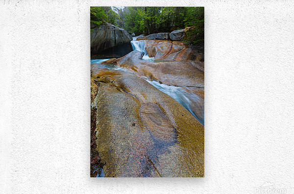 The Basin ap 2162  Metal print