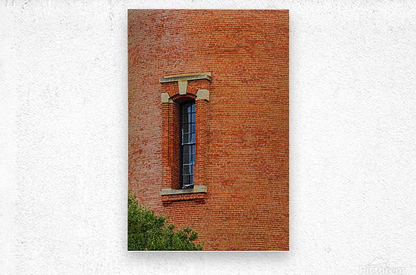 Window Study ap 2095  Metal print