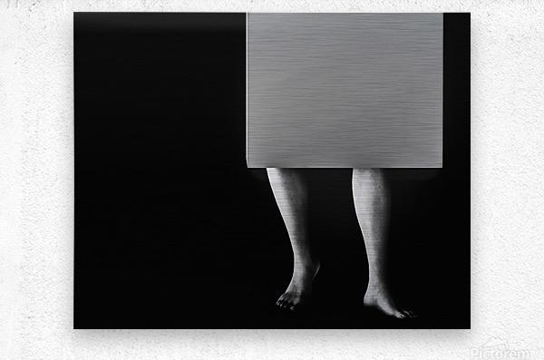 Life In A Box 2  Metal print