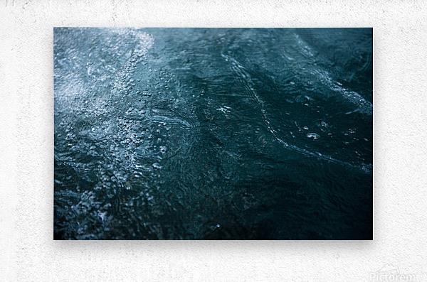 Mckenzie River  Metal print