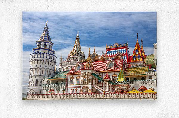 Kremlin  Metal print