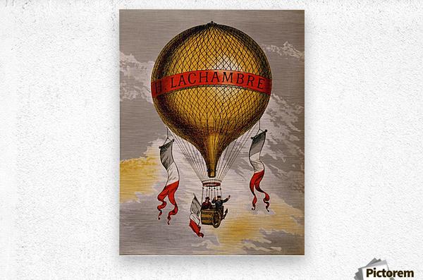 Lachambre Balloon  Metal print