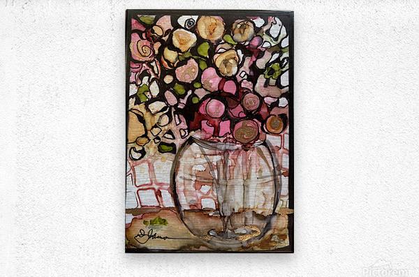 Floral Fun  Impression metal