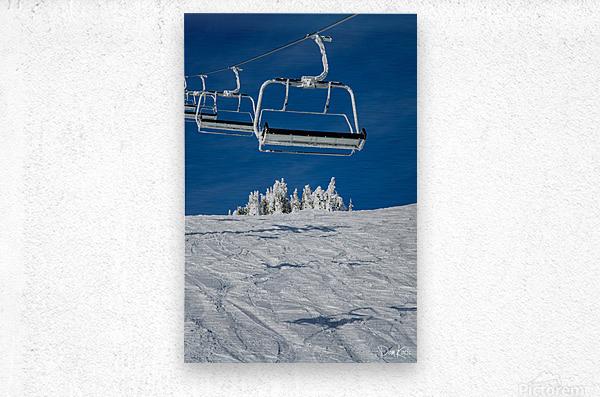 Dec 31 Print 3  Metal print