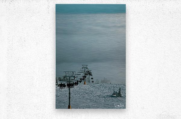 Dec 31 Print 24  Metal print
