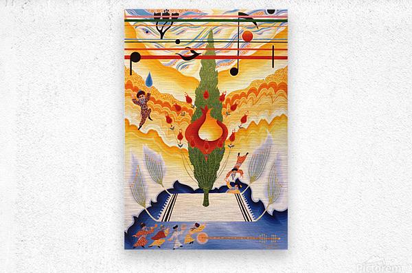 1987 09   Metal print