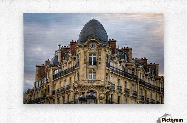 Paris Style  Metal print
