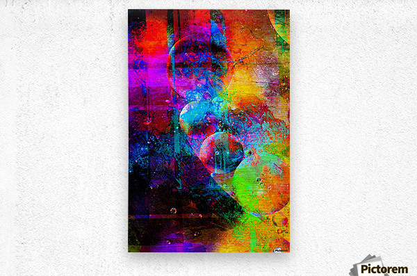 The Dream  Metal print