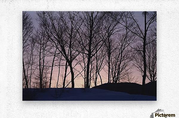landscape_2_1031  Metal print