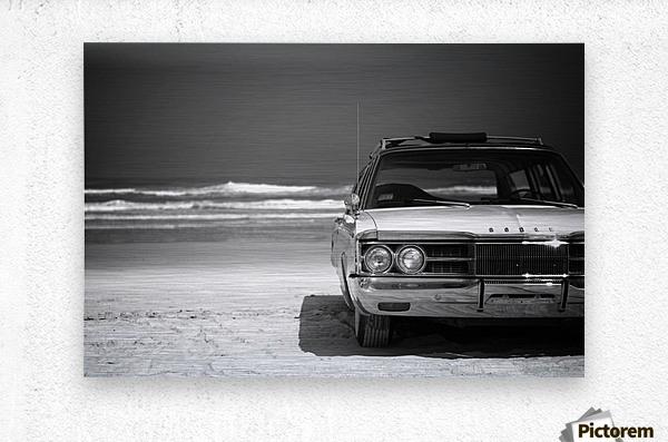 Daytona Beach 1  Metal print
