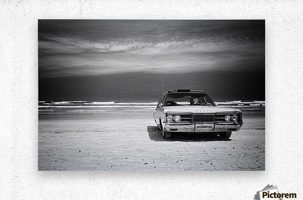 Daytona Beach 2  Impression metal
