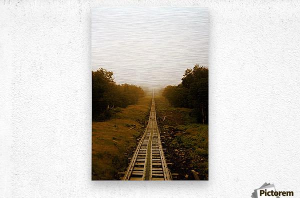 Washington Mount  Metal print