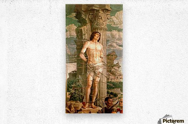 San Sebastiano  Metal print