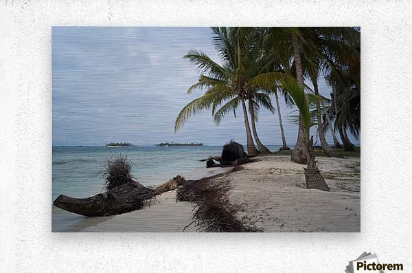 San Blas Island 4  Metal print