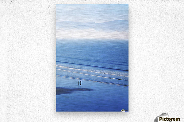 Inch Beach, Dingle Peninsula, County Kerry, Ireland  Metal print