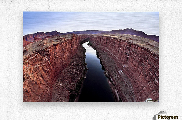 Grand Canyon, Arizona, Usa  Metal print