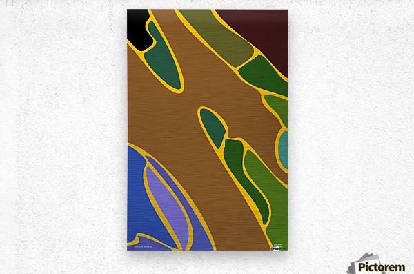 practical dream 11  Metal print