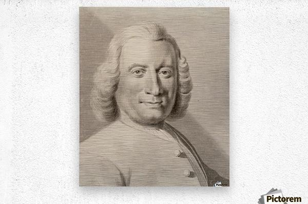 Pronk 1750  Metal print