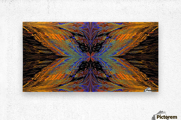 Butterflies For Anastacia 50  Metal print
