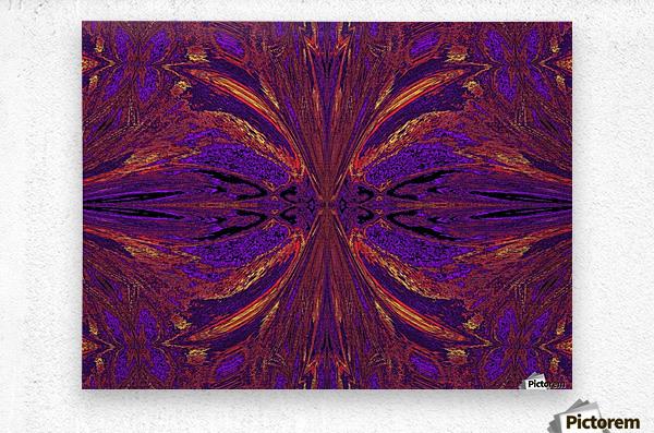 Butterfly Flight  Metal print