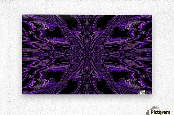 PSYKHE Goddess of the Butterflies 18  Metal print