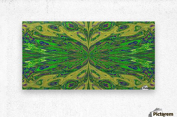 Queen of the Butterflies 7  Metal print