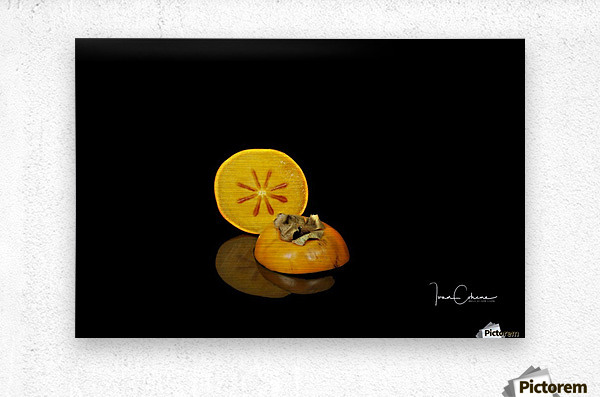 Passion Fruit (Grenadilla)  Metal print