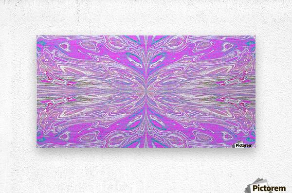 Queen of the Butterflies 22  Metal print