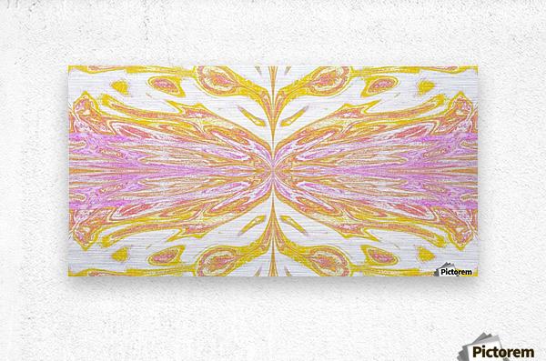 Queen of the Butterflies 24  Metal print