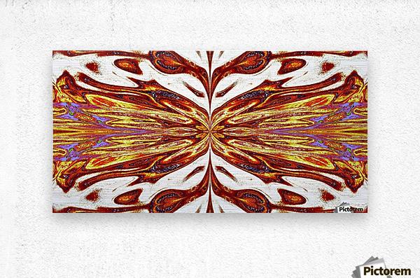 Queen of the Butterflies 29  Metal print
