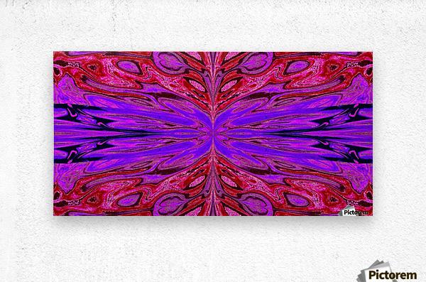 Queen of the Butterflies 38  Metal print