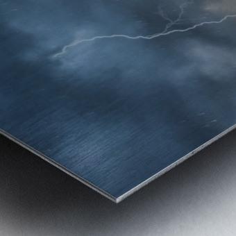 Stormy Seas by Jordan Blackstone Metal print