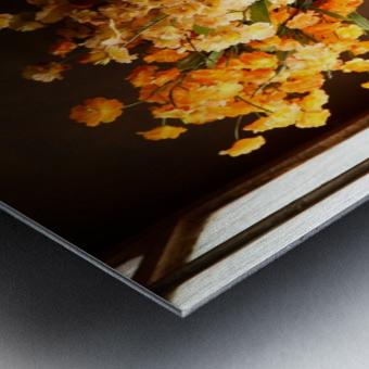 The Garlics Metal print