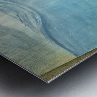 under sea Impression metal