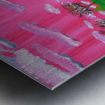 22_022 dream_land R Metal print
